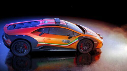 Lamborghini Huracan Sterrato Concept-5