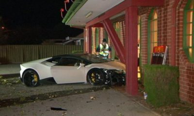 Lamborghini Huracan-fatal-crash-Adelaide-Australia