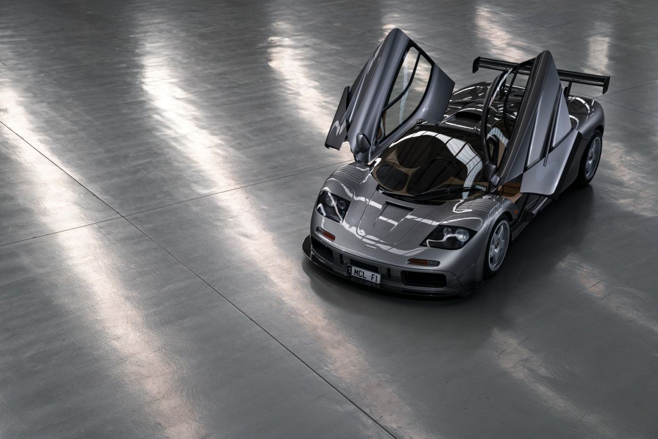 1994 McLaren F1 LM-RM Auction-1