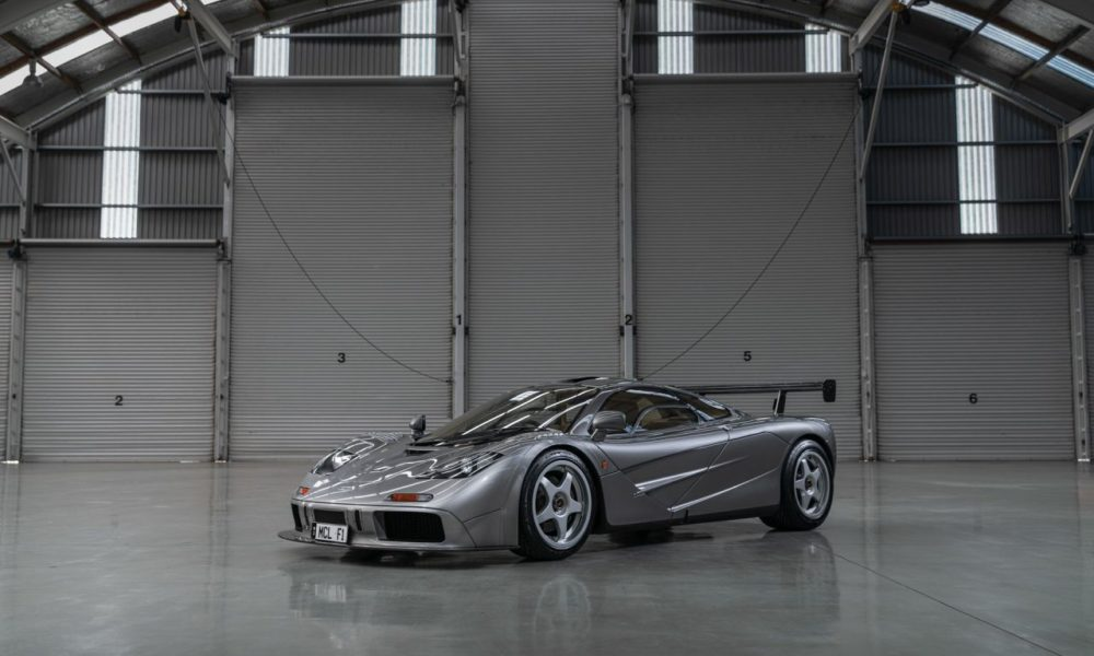 1994 McLaren F1 LM-RM Auction-2