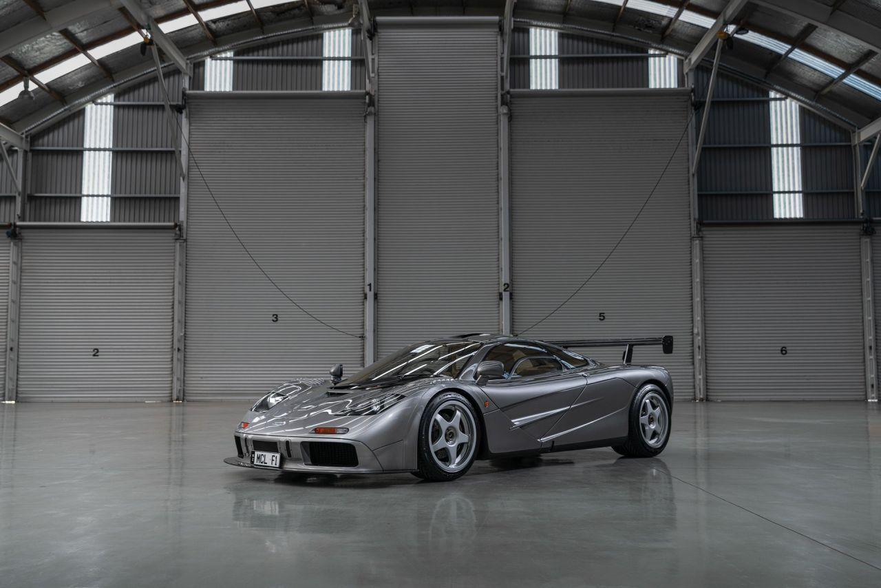 1994 McLaren F1 LM-RM Auction-2