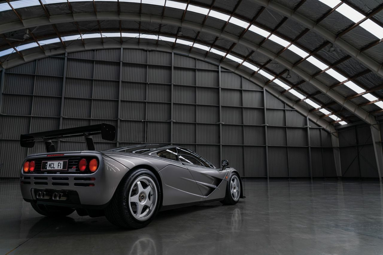 1994 McLaren F1 LM-RM Auction-3