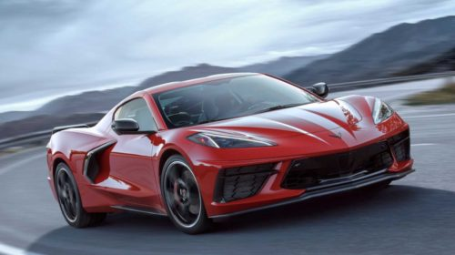 2020 Chevrolet Corvette C8 Stingray-1