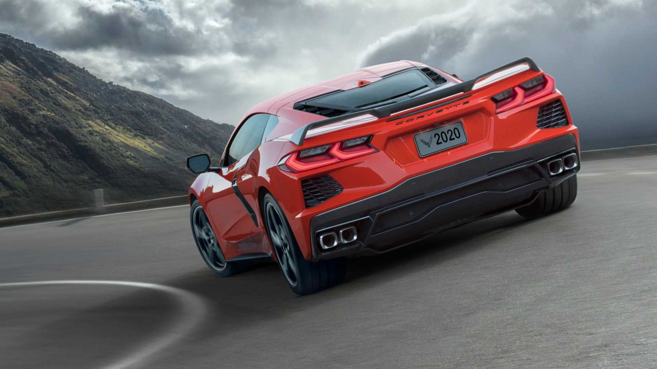 2020 Chevrolet Corvette C8 Stingray-2
