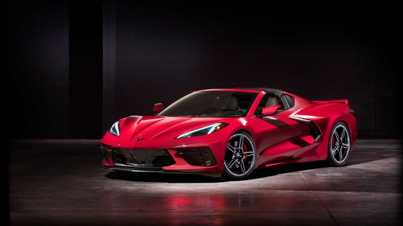 2020 Chevy Corvette C8 Stingray Is America S Newest Mid Engined