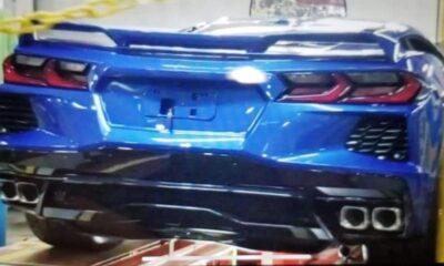 2020 Chevrolet Corvette C8-mid-engined-rear-leaked image