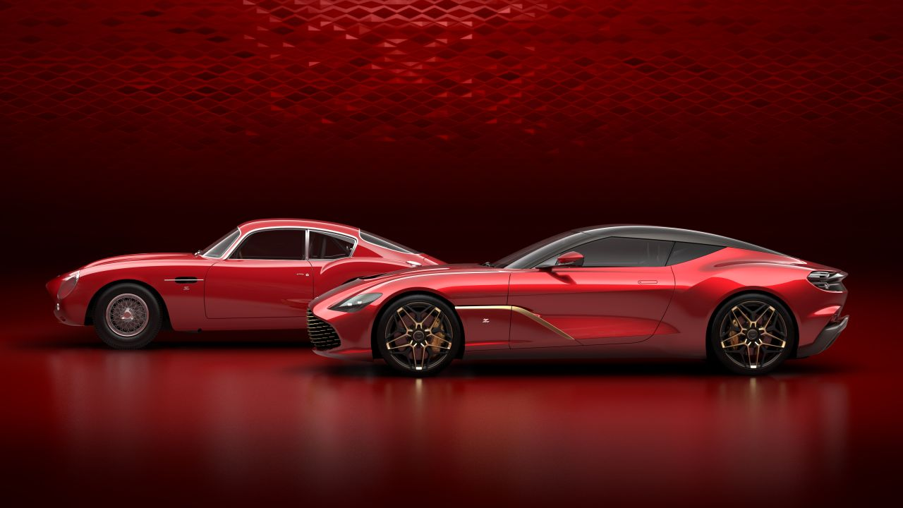 Aston Martin DBZ Centenary Collection-DB4 GT Continuation-DBS GT Zagato-1