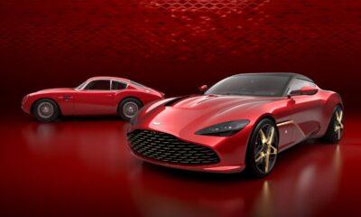 Aston Martin DBZ Centenary Collection-DB4 GT Continuation-DBS GT Zagato-2
