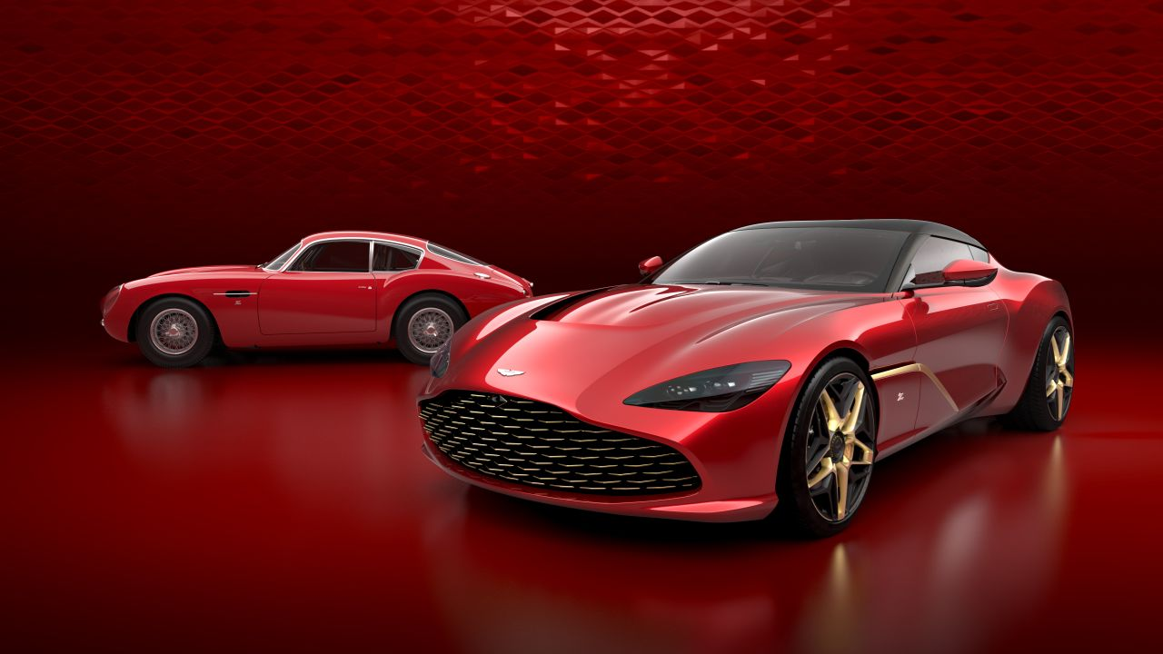 Aston Martin DBZ Centenary Collection-DB4 GT Continuation-DBS GT Zagato-2