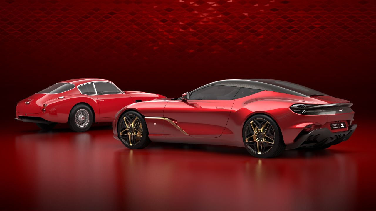 Aston Martin DBZ Centenary Collection-DB4 GT Continuation-DBS GT Zagato-3