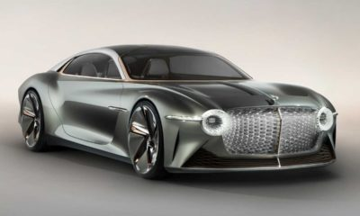 Bentley EXP 100 GT Concept-3
