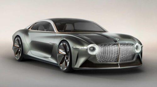 Bentley EXP 100 GT Concept-3