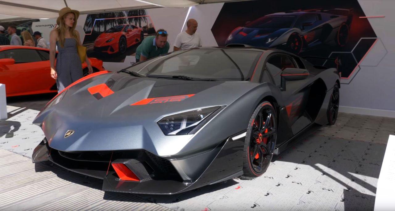 Lamborghini SC18 Alston-Goodwood