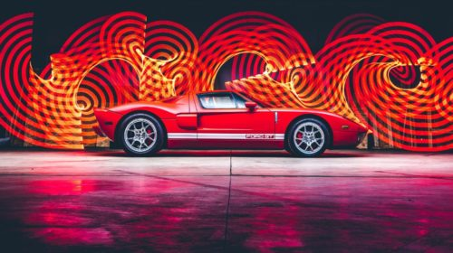 Low-miles-2006 Ford GT-RM Sothebys Auction-3