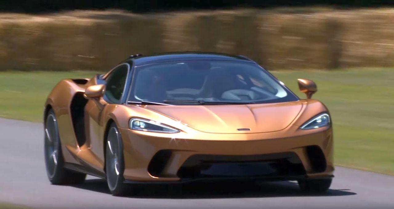 McLaren GT-2019-Goodwood