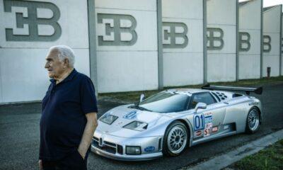 Romano Artioli-Bugatti EB110-7