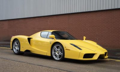 Yellow Ferrari Enzo-for-sale-London-1