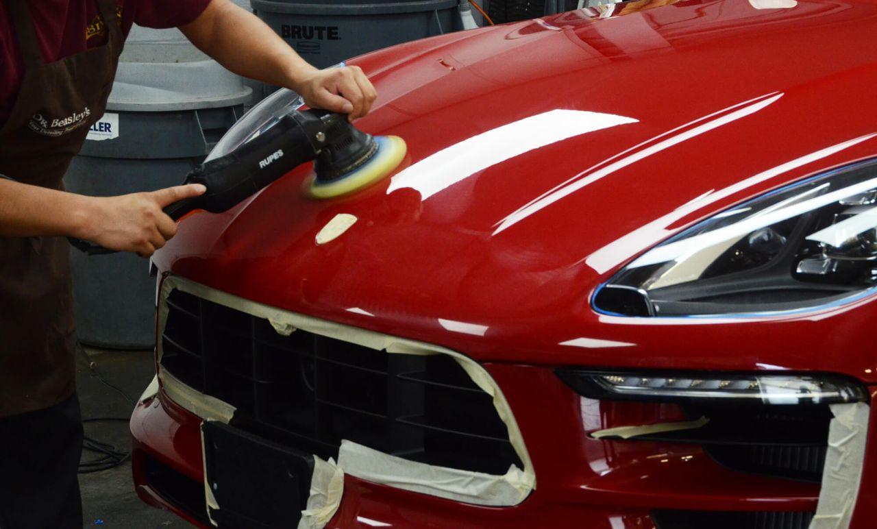 car wax-polish-detailing