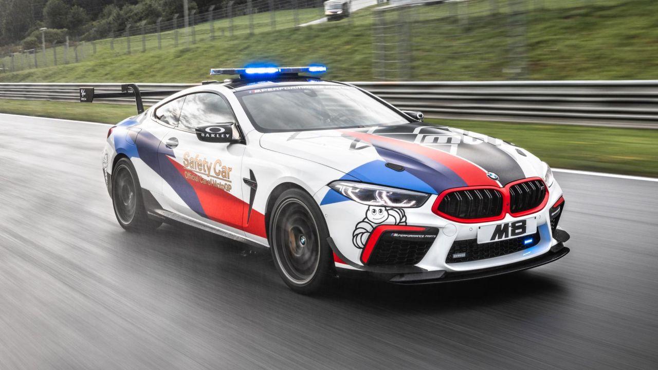 2019 BMW M8-MotoGP-Safety Car-5