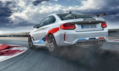 BMW M2 CS-render