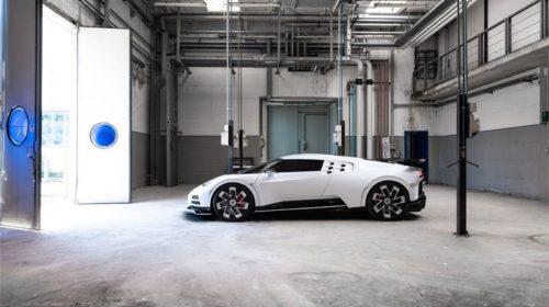 Bugatti Centodieci-EB110 Tribute-Pebble Beach-2