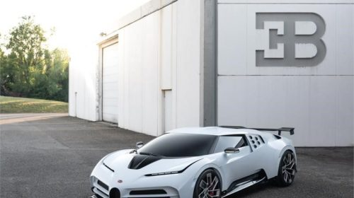 Bugatti Centodieci-EB110 Tribute-Pebble Beach-7