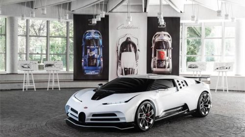Bugatti Centodieci-EB110 Tribute-Pebble Beach-8