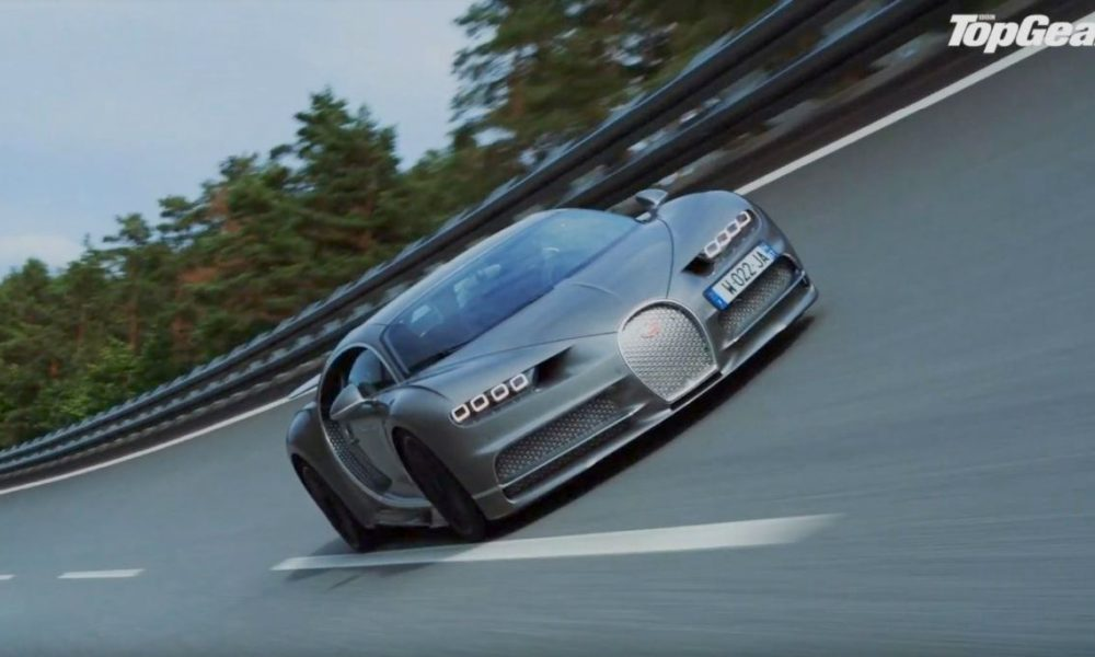 Here S Proof That A Bugatti Chiron Sport Will Do 263 Mph The Supercar Blog
