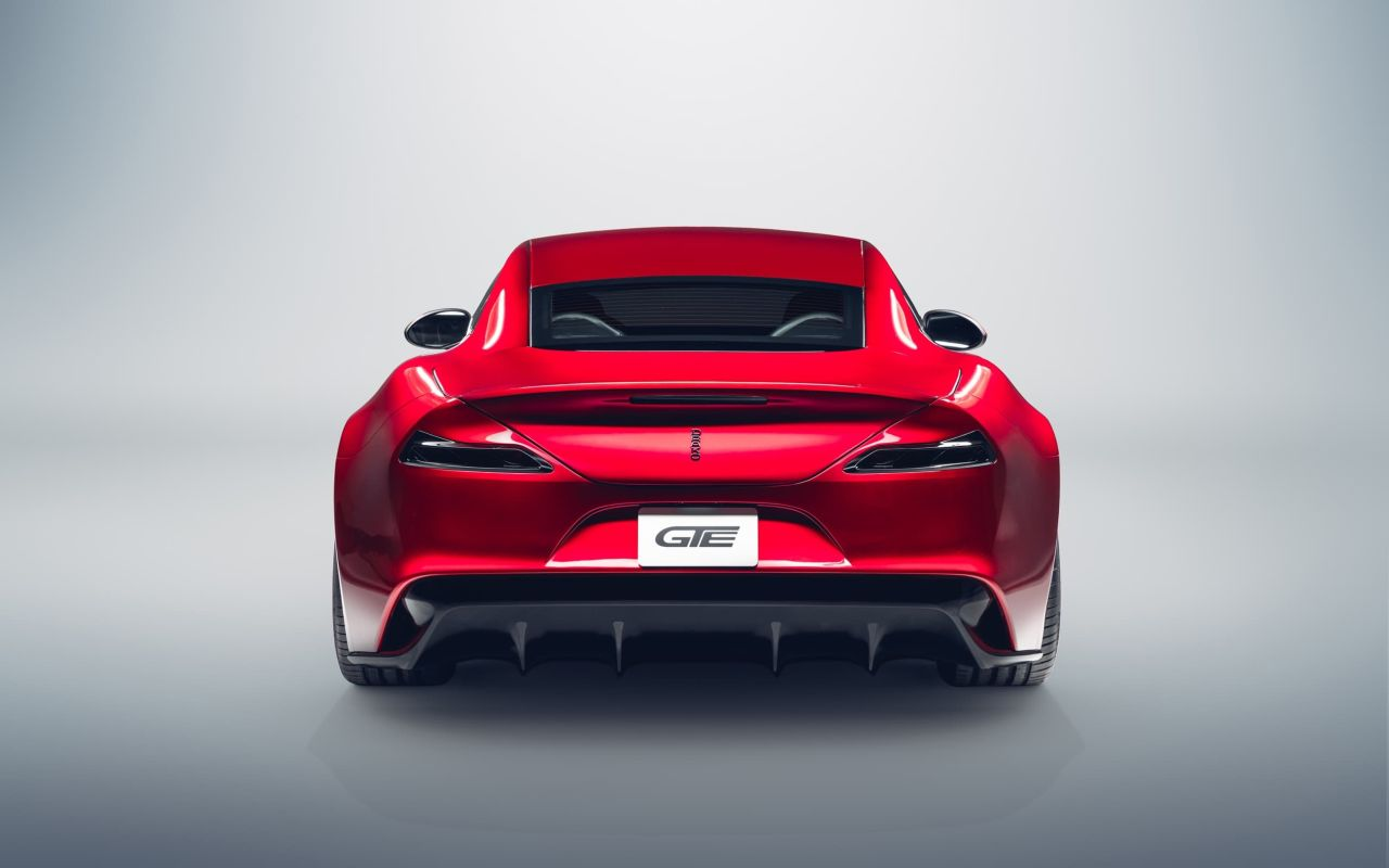 Drako GTE electric sedan-Pebble Beach-2