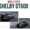 JDRF Ford Raffle-Mustang Shelby GT500