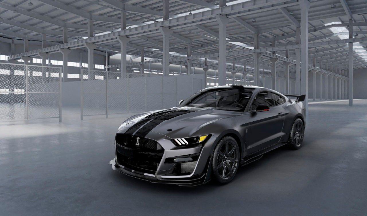 JDRF-Venom-Mustang-Rendering