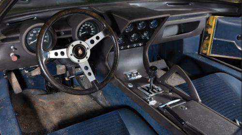 Lamborghini Miura P400S-barn find-auction-3