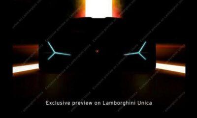 Next Gen Lamborghini LB48H-teaser