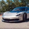 Pininfarina Battista-summer-drive
