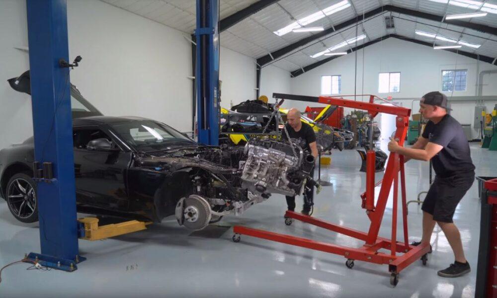 Toyota GR Supra-BMW Engine-1000HP