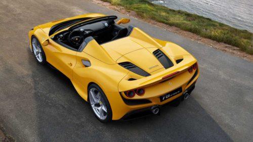 2020 Ferrari F8 Spider-2