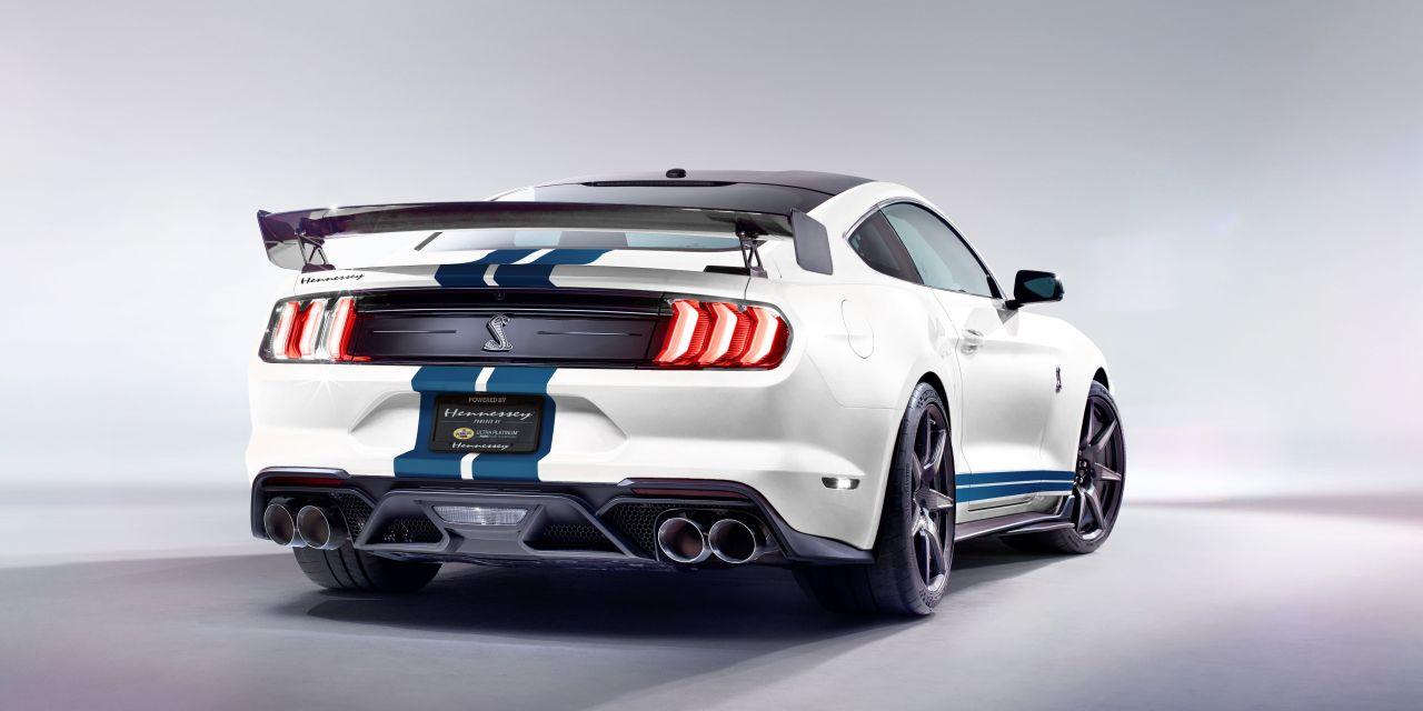 2020 Hennessey Mustang Shelby GT500 Venom 1200-2