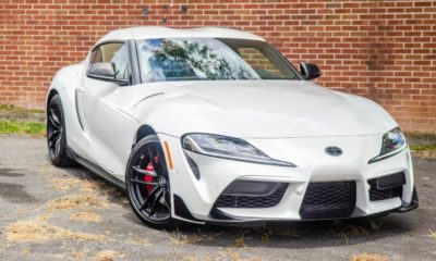 2020 Toyota GR Supra Launch Edition-For-Sale-Auction-1