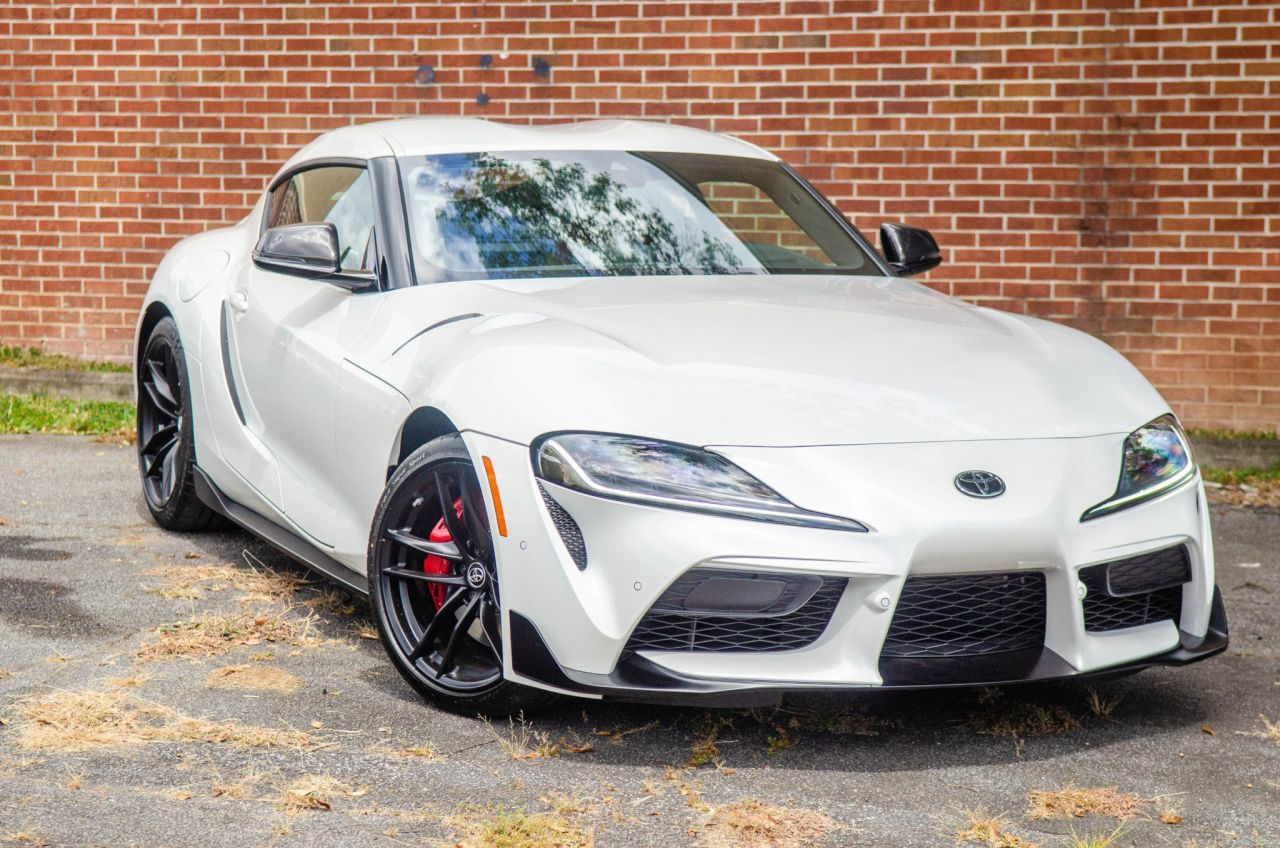 2020 Toyota Supra Limited Edition For Sale