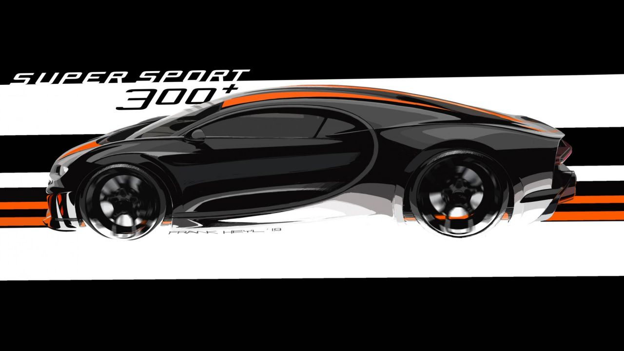 Bugatti Chiron 300 plus-rendering-3