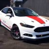 Hoonigan Ford Fusion V8-drift