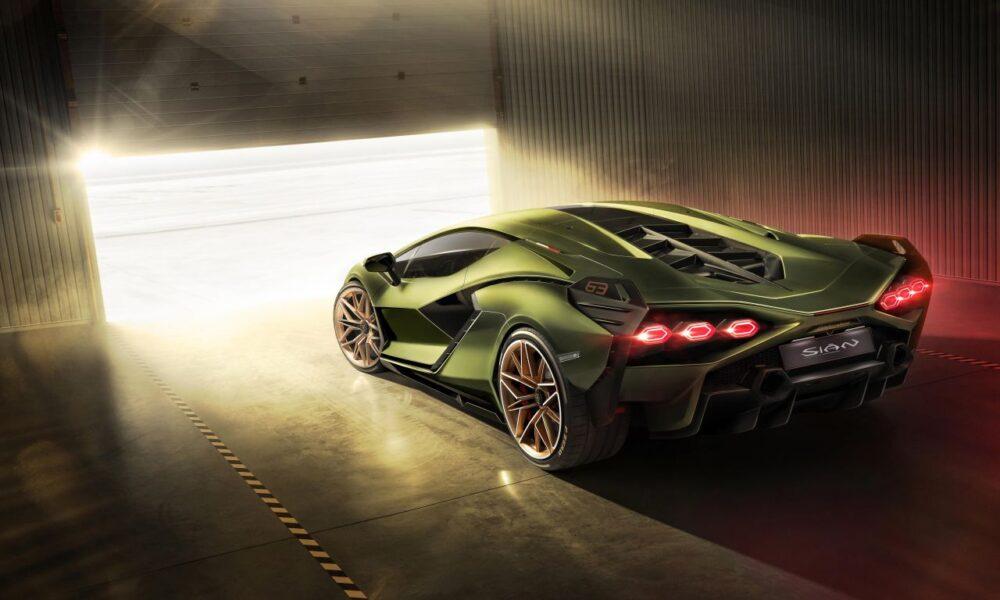 Lamborghini Sian-1