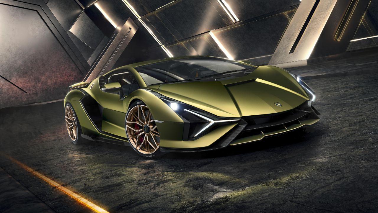 Lamborghini Sian-2