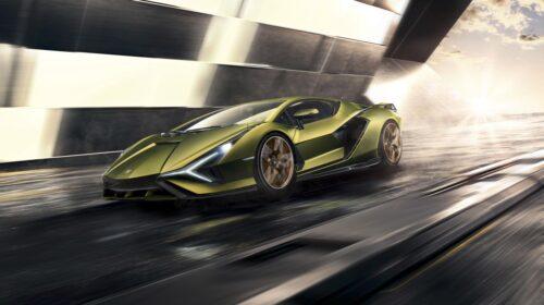 Lamborghini Sian-3