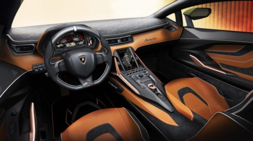 Lamborghini Sian-5