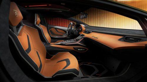Lamborghini Sian-6