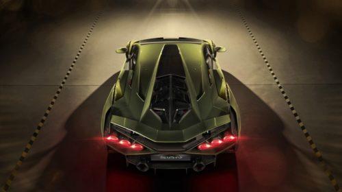 Lamborghini Sian-7