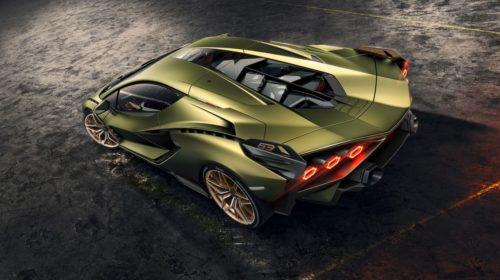 Lamborghini Sian-8
