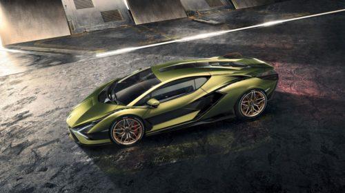 Lamborghini Sian-9