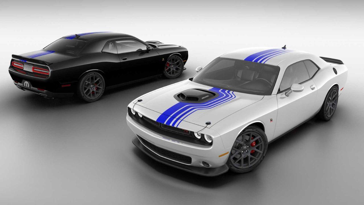 Mopar 19 Dodge Challenger Limited Edition-1